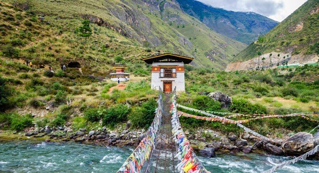 Top 10 Tourist Places In Bhutan for A Breathtaking Experience