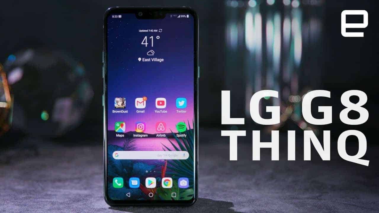LG G8s ThinQ: Review, Price, Specifications & Special Discounts, Coupons