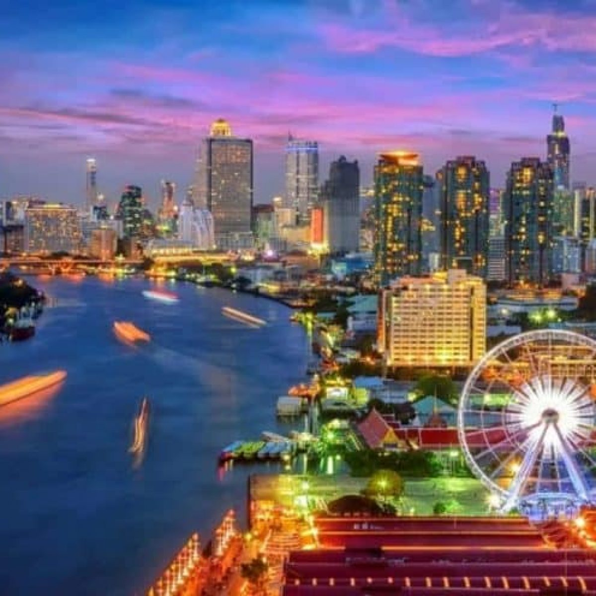 5 Best Places to Visit in Bangkok, Thailand – DON'T MISS IT!