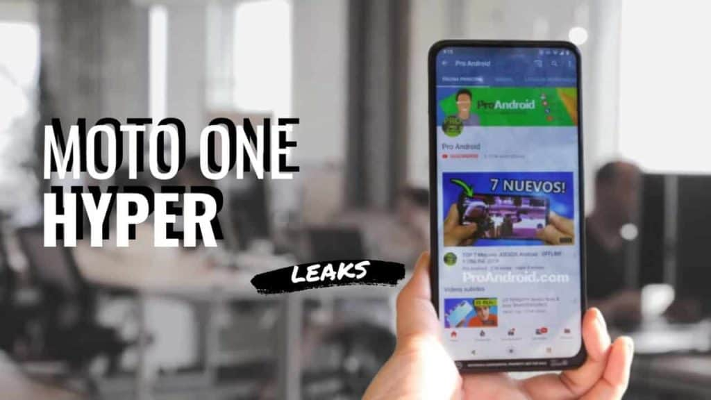 Motorola Moto One Hyper to Launch Soon: Leaks, Specifications & Review