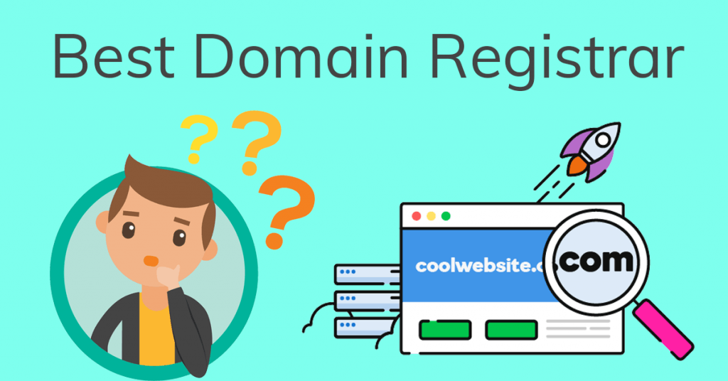 The 5 Best Domain Registrars Compared (Full Guide) – 2020