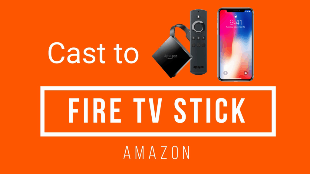 How to Mirror (Cast) iPhone to Amazon Fire TV Stick