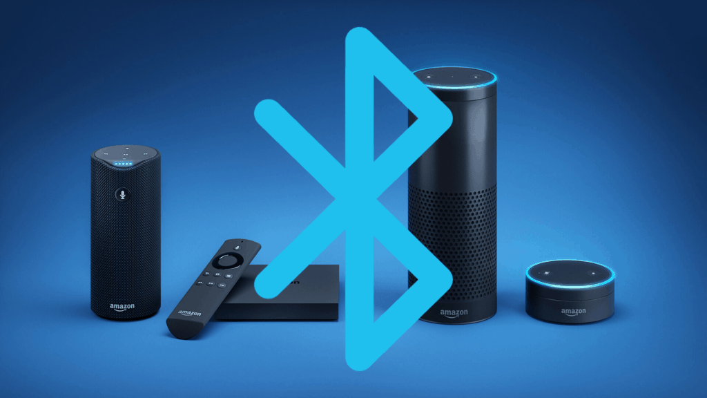 Connect to Alexa as Bluetooth Speaker