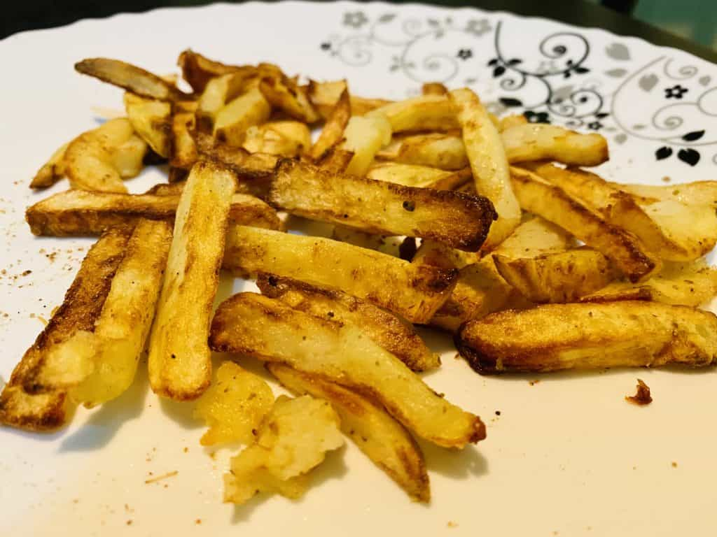 How to make Fries