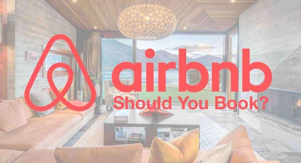 Should you Book Airbnb