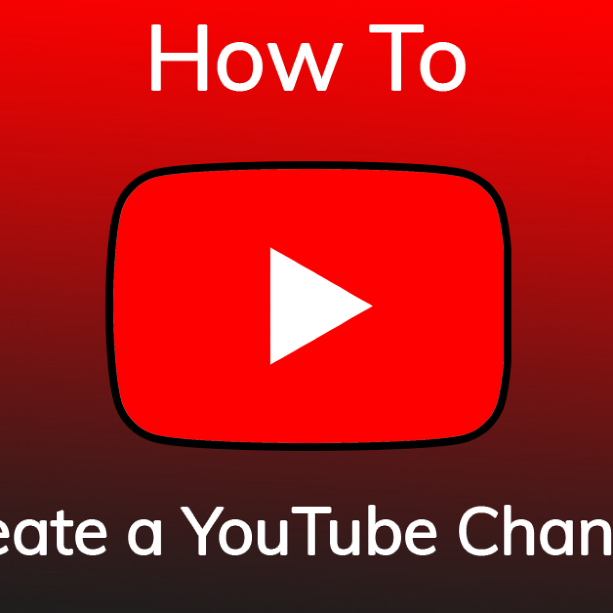 How to Create a YouTube Channel in Under 5 Minutes