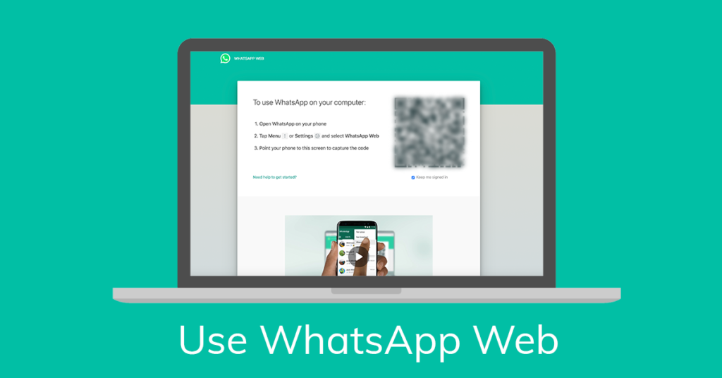 How to Use WhatsApp on Website (WhatsApp Web)
