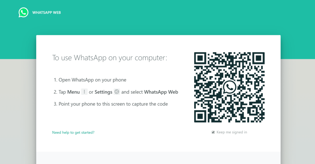 How to Use WhatsApp on Website