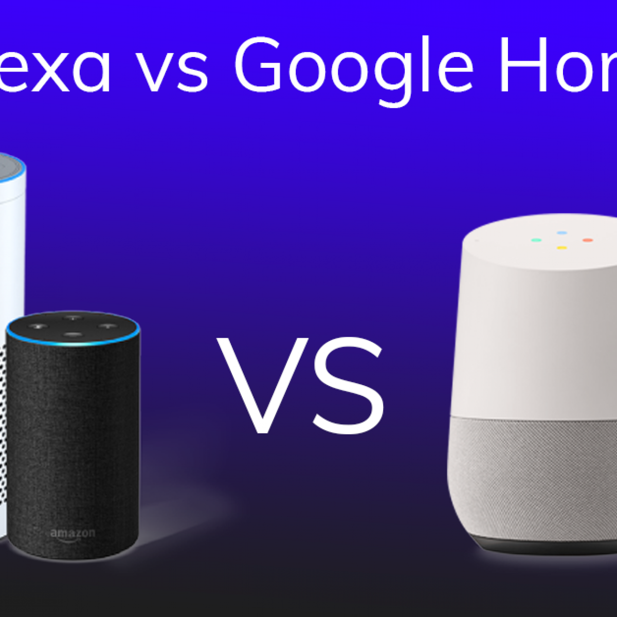 Alexa vs Google Home: Why Alexa is Better