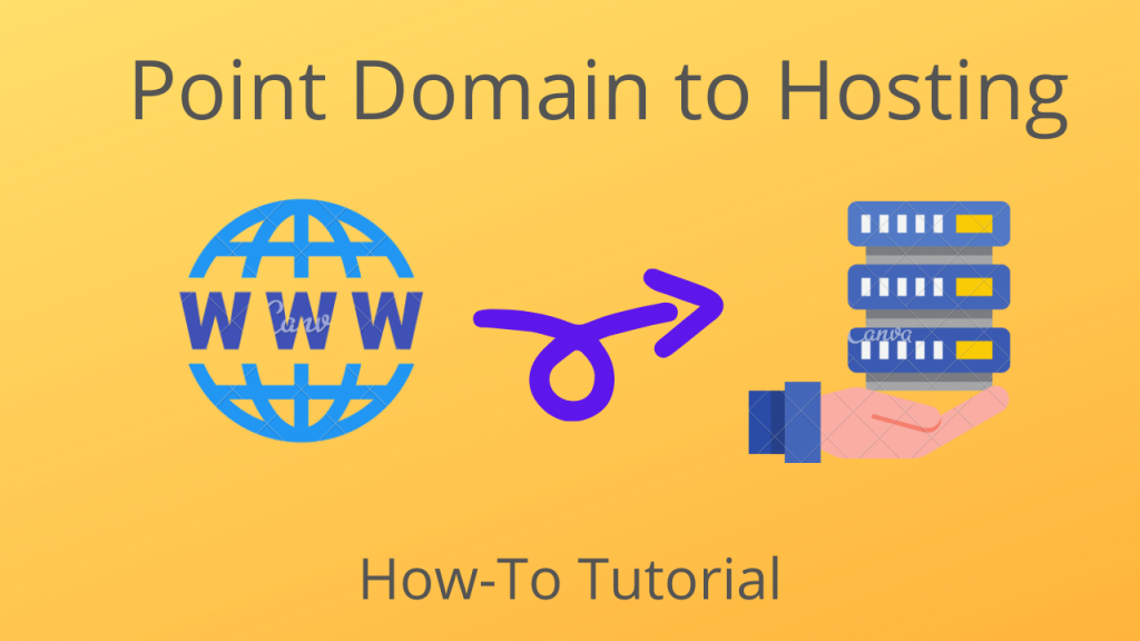 Point Domain to Hosting